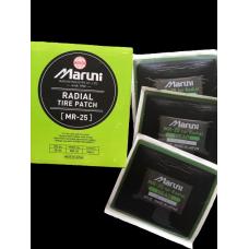 Пластир радіальний MR-25 (119х133мм) Maruni