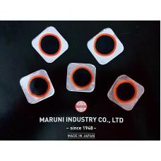Камерна латка Maruni Q круг Ø 21мм ( 100 шт/уп)