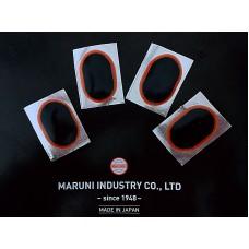 Камерна латка Maruni S овал 24х34 мм ( 100 шт/уп)