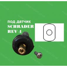 Вентиль легковий під датчик TPMS  72-20-401 TECH