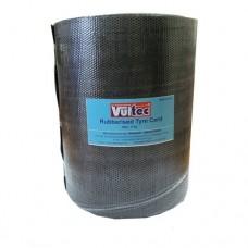Сира гума з кордом для вулканізації Vultec (ціна за 1кг)